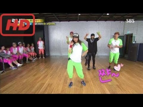Song Ji Hyo - TOP 10 Funny Dance Acts on Running Man