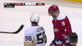 NHL 15/16, RS: Pittsburgh Penguins vs. Washington Capitals