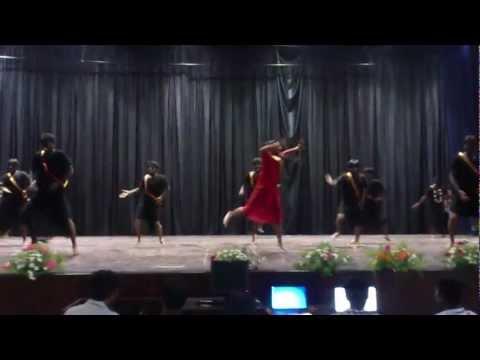 DHWANI performance for Kanchana song