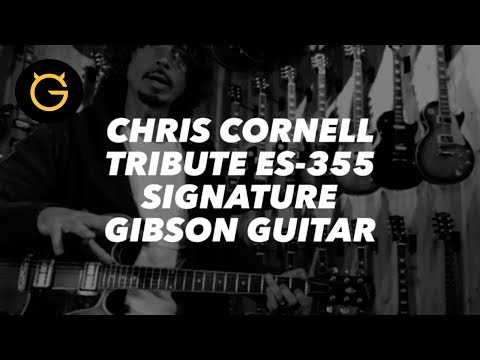 Is Chris Cornell Gibson ES-335 signature guitar back? Mp3
