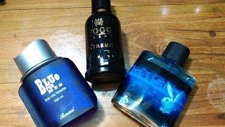 Rasasi Blue Men/Super Playboy/Fogg Extremo Review