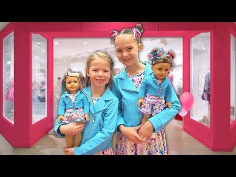 Best Day Ever at the American Girl Store