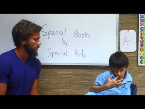 Special Books By Special Kids Autism Youtube