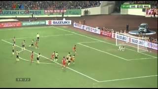 Việt Nam 2-4 Malaysia (Bán kết AFF Cup 2014)