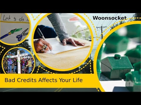 Bad Credit Can Make Your Life Difficult/Online Identity Theft/BQ Experts/Learn More/Woonsocket RI
