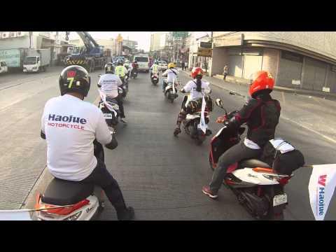 1. Haojue Touring Round Cebu Island Province 03/07-08/15