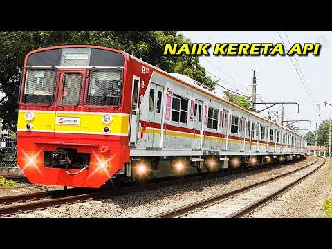 NAIK KERETA API ~ Lagu Anak Indonesia TERPOPULER Sepanjang MASA 👍