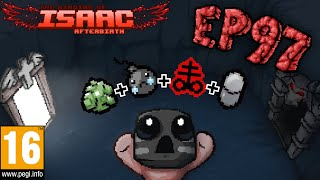 The Binding Of Isaac Afterbirth Ep97, EXPLOSIVE DHIARREA
