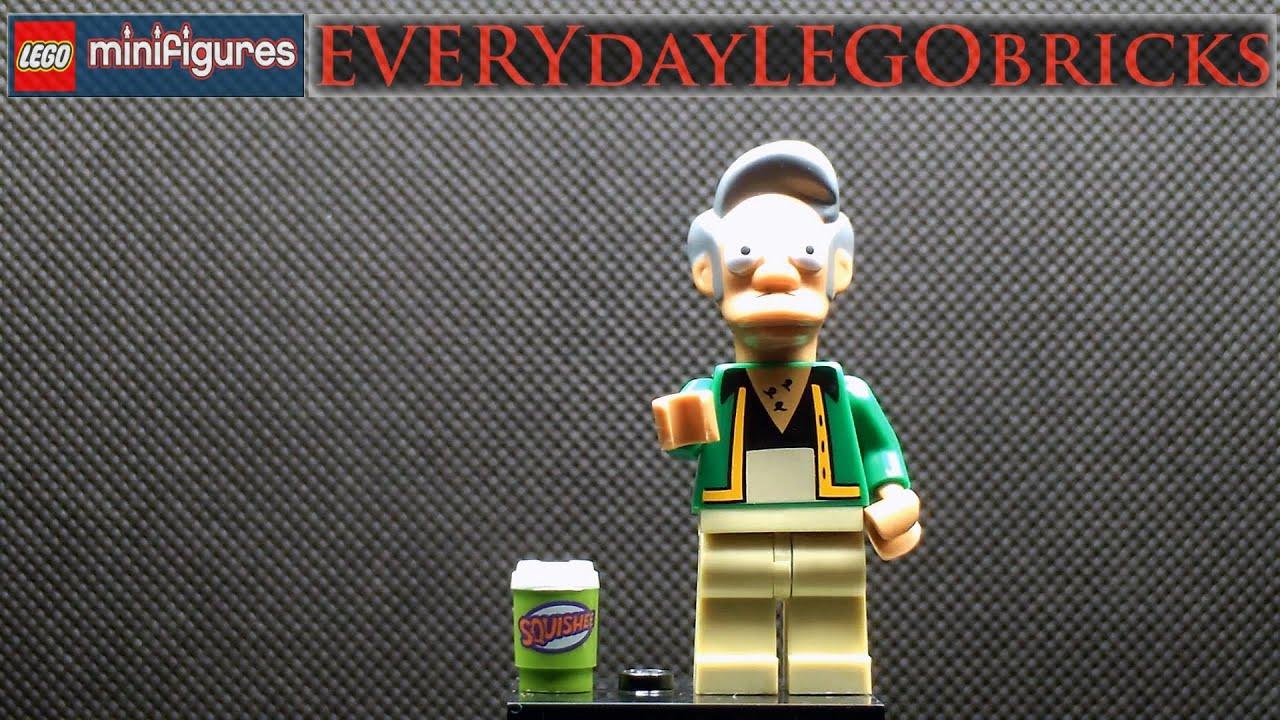 No. 11 Lego ® Mini Figure Simpsons Collection Series 1 71005 APU Nahasapeemapetilon