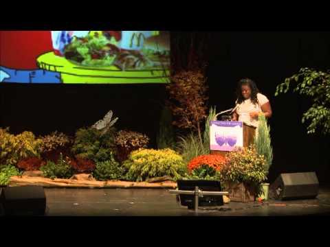 CFC Keynote - Tanya Fields: Lettuce Liberate   @marioninstitute