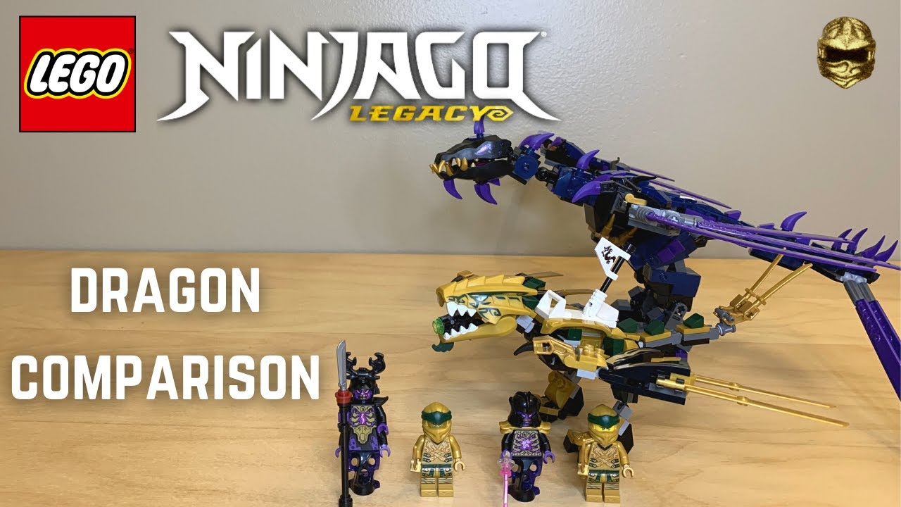 Ninjago golden dragon vs overlord pregnyl organon hcg
