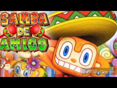 Samba de Amigo -  SAMBA DE JANEIRO Remix