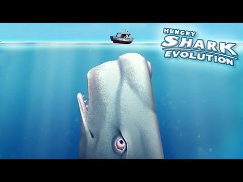 MOBY DICK TEAM! || Hungry Shark Evolution - Ep 28 HD