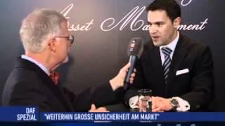 """Brokersclub Interview DAF: """"Wirklich sicher ist nur Bargeld"""""""