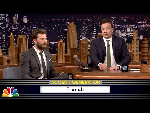 Thumbnail: Fifty Accents of Grey with Jamie Dornan
