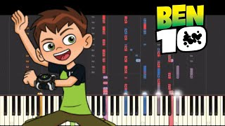 Watch Ben 10 Ben 10 Theme Song video