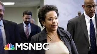 'Completely Inappropriate': Loretta Lynch, Bill Clinton Meet | Morning Joe | MSNBC