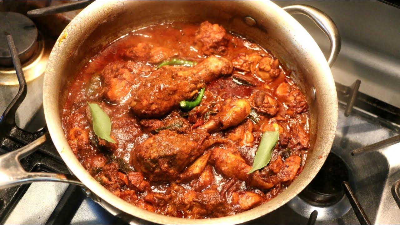 Chicken curry kerala style ndan kozhi curryeasy recipe with english chicken curry kerala style ndan kozhi curryeasy recipe with englishin description box forumfinder Gallery