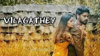 Vilagathey album lyrics  song | Stephen zechariah  ft Rakshita suresh💘💘💘💘