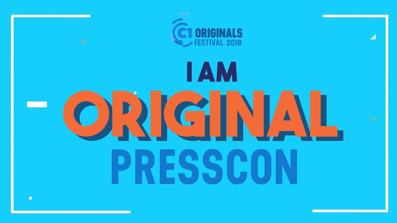 official photos 11117 e9de7 Cinema One Originals Festival 2018   IAmOriginal Press Conference