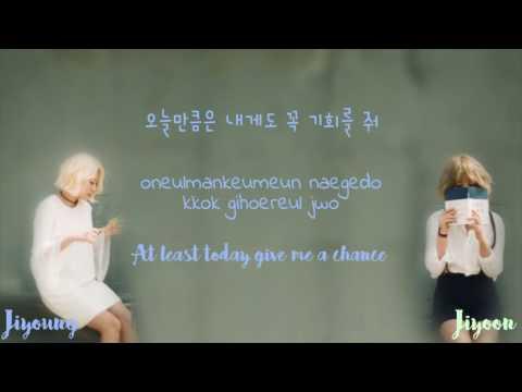 Bolbbalgan4 (볼빨간 사춘기) - You(=I) Lyrics [ Colour Coded / Han Rom Eng]
