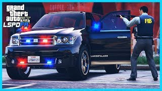 THE BEST POLICE MOD IN GTA 5 EVER! 🚓 (LSPDFR Mods)