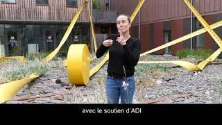 Mètre à Ruban / Lilian Bourgeat / vidéo en LSF
