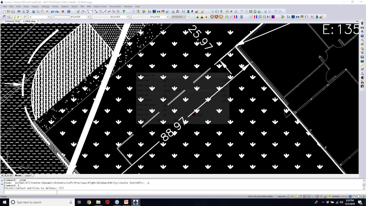 Takeoff Suite 2019 Webinar | Existing Ground and Sheet 1 of Design