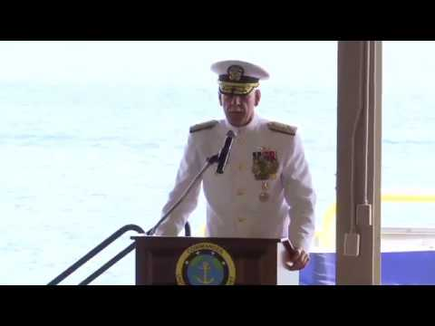 U.S. Pacific Fleet Change of Command