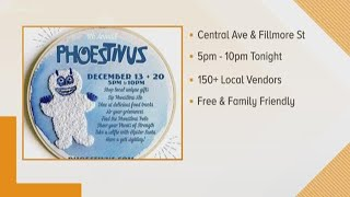 Phoestivus Holiday Market Features Unique Gifts