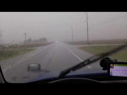 Hutchinson Kansas downpour