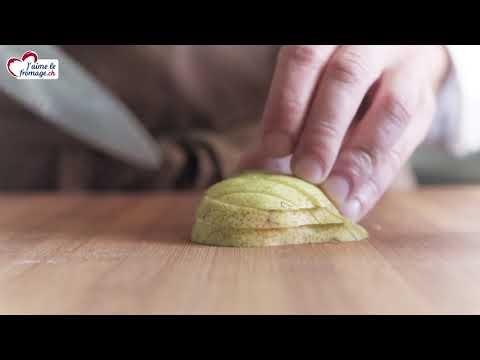 Camembert Birnen Lauchstrudel Youtube