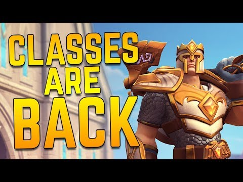 Classes Coming Back + New Weapons in Realm Royale!