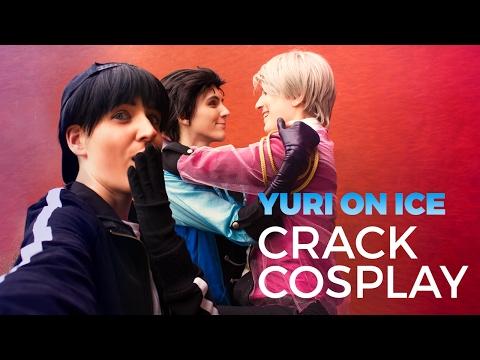 [CRACK COSPLAY] Yuri On Ice #1