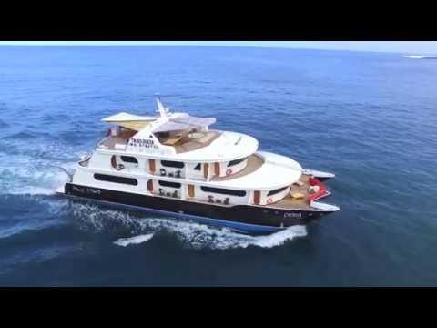 Haugan Cruises - Galapagos Cruises Redefined