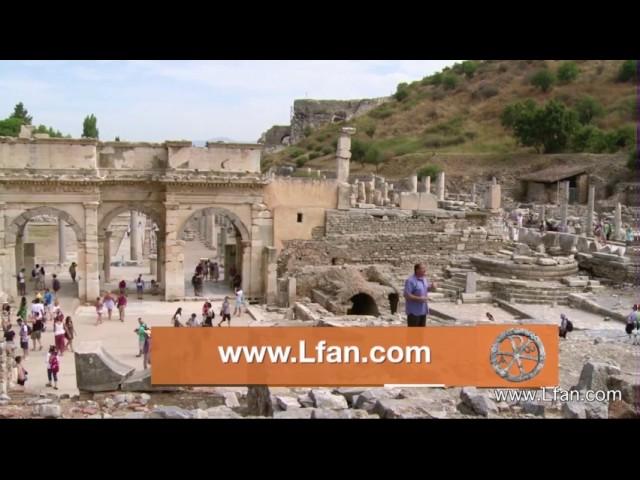 02 كيف تصرف بولس عندما رفض أهل أفسس رسالة الإنجيل؟