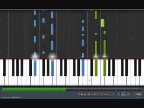 LITHIUM - Evanescence [piano tutorial by