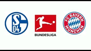 шальке 04 Бавария Мюнхен 0 3 обзор матча 24.08.2019 голы
