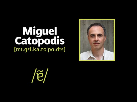 Meeting Of The Typographic Education In Argentina – Miguel Catopodis [ATypI São Paulo]