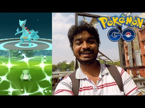 TREECKO COMMUNITY DAY | POKEMON GO! INDIA thumbnail
