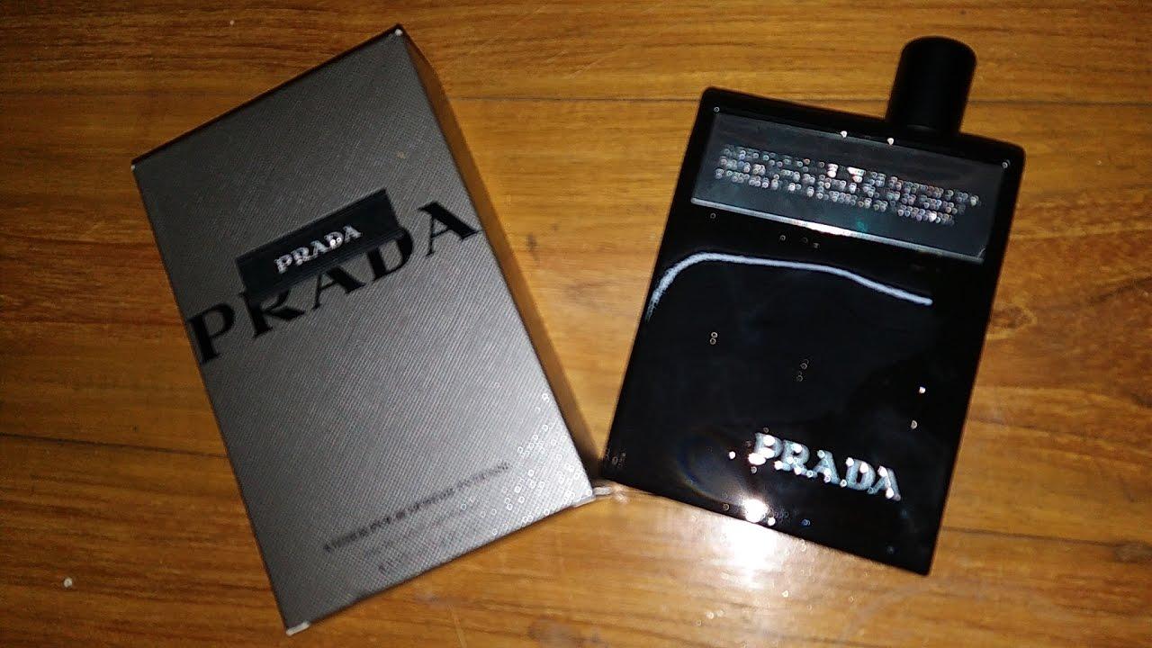 prada amber pour homme intense edp 2011 fragrance review. Black Bedroom Furniture Sets. Home Design Ideas