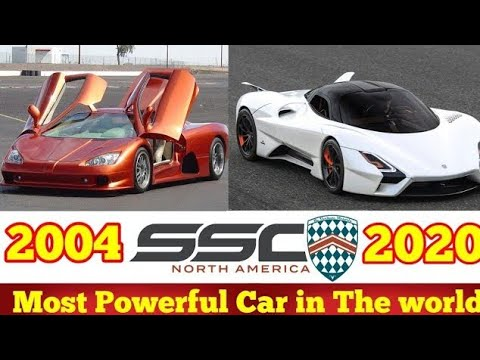 Evolution of SSC North America ( 2004 – 2020 )