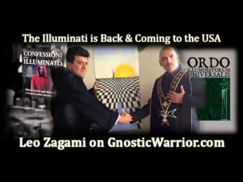 The Illuminati are Back & Coming to the USA -- Leo Lyon Zagami