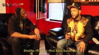 Sara Suten Seti & Shakka Ahmose: Talks About Agent Ray Hagins
