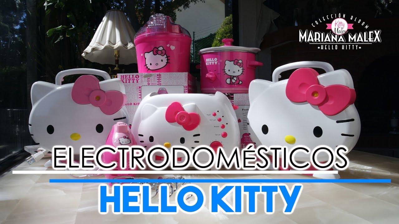 Accesorios para tu cocina de hello kitty mariana malex for Utensilios de cocina hello kitty