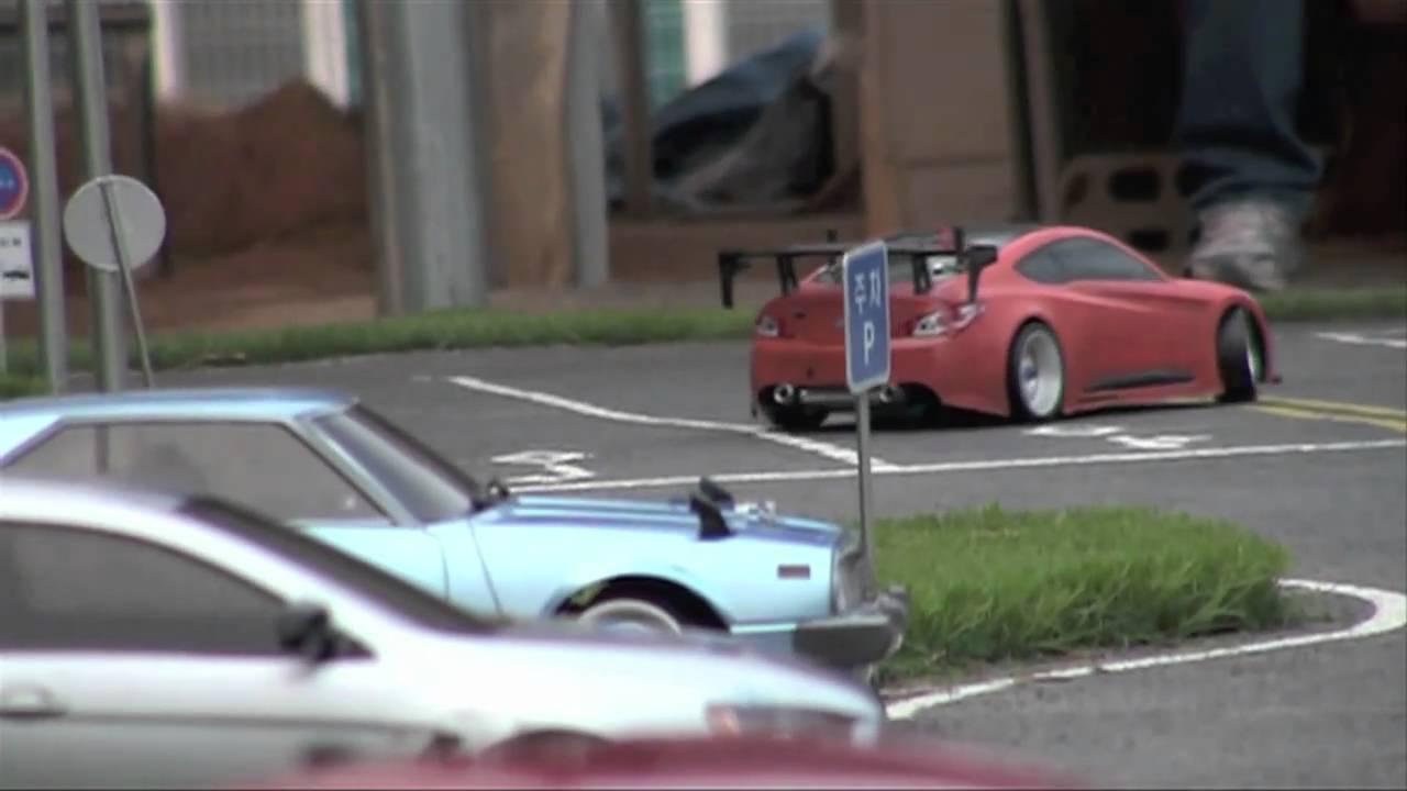 2010 Korea RC Street Drift Challenge