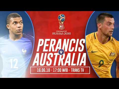 PREDIKSI SKOR LAGA GRUP C PERANCIS VS AUSTRALIA 16 JUNI 2018
