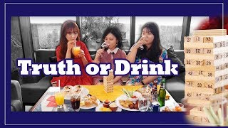 First Kiss?! First Crush?|Truth or Drink|in Grand Millennium Kuala Lumpur