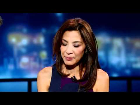 Michelle Yeoh On Strombo: Full Interview - YouTube
