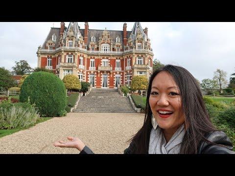 London Trip + Workshops at a Castle